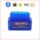 ELM327 Bluetooth micro blue